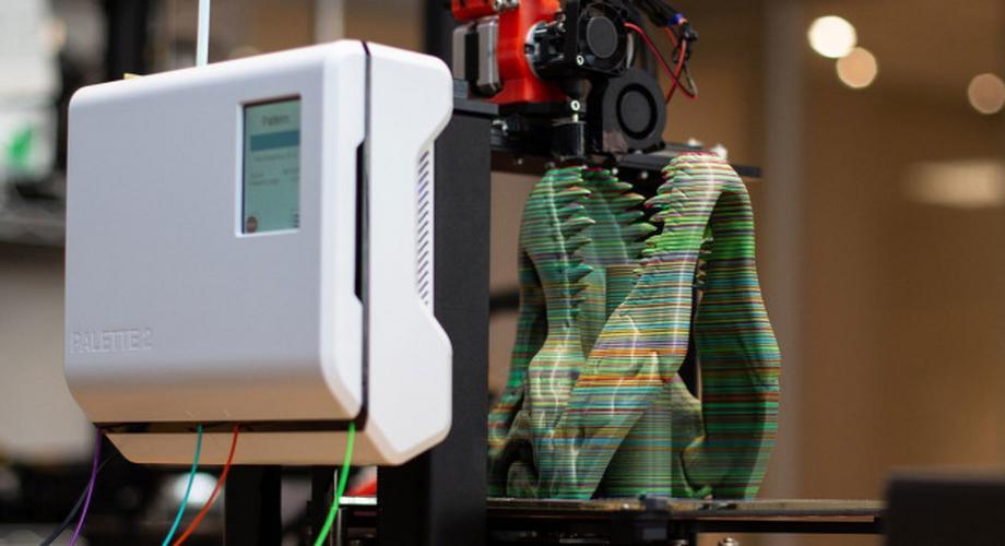 3D-Drucken in Farbe: Diese Möglichkeiten gibt es