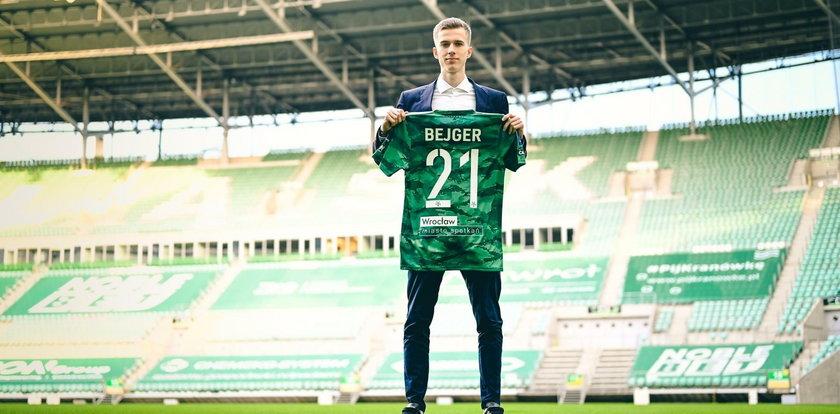 """Łukasz Bejger opowiada, jak trenował z Manchesterem United. """"Lukaku przestawiał mnie, jak chciał"""""""