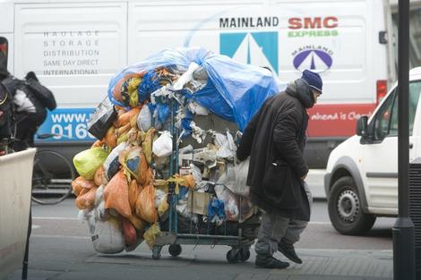 Beskućnici su najlakša meta