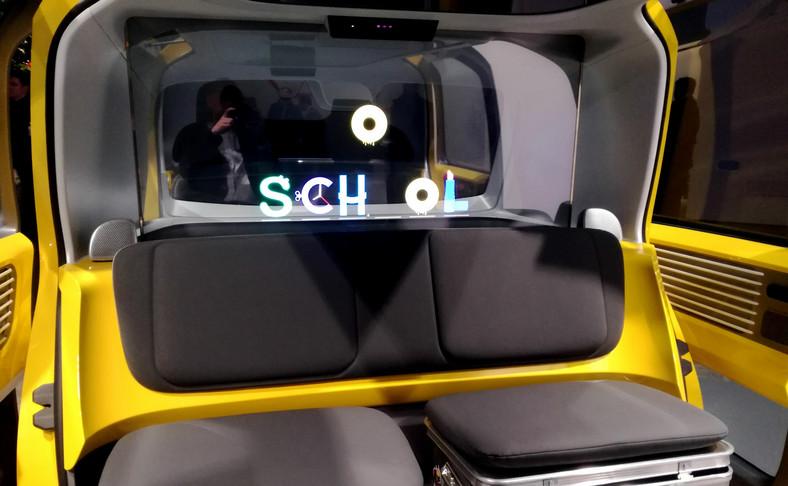 SEDRIC School Bus