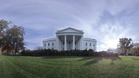 Wirtualna wycieczka po Białym Domu