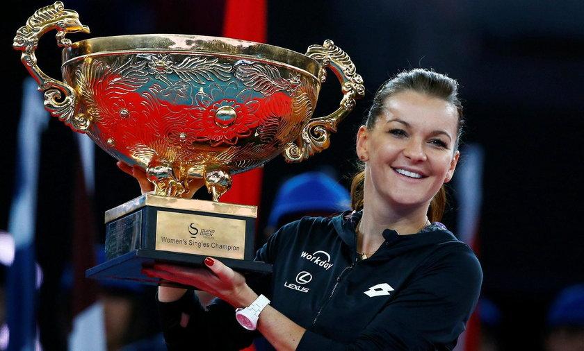WTA Pekin: Agnieszka Radwańska wygrała finał z Johanną Kontą!