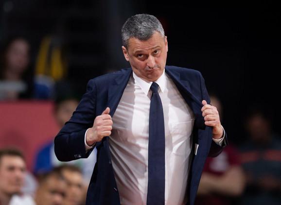 Dejan Radonjić, trener Bajerna