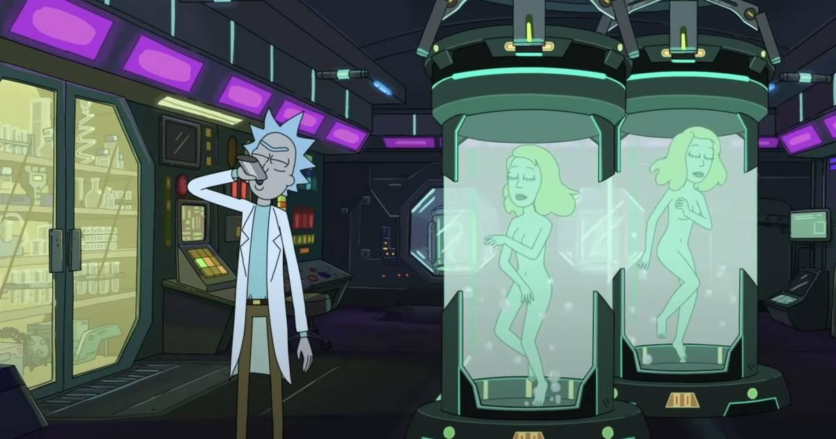 "Nach 4. Staffelfinale: Adult Swim droppt melancholisches ""Rick & Morty""-Musikvideo"