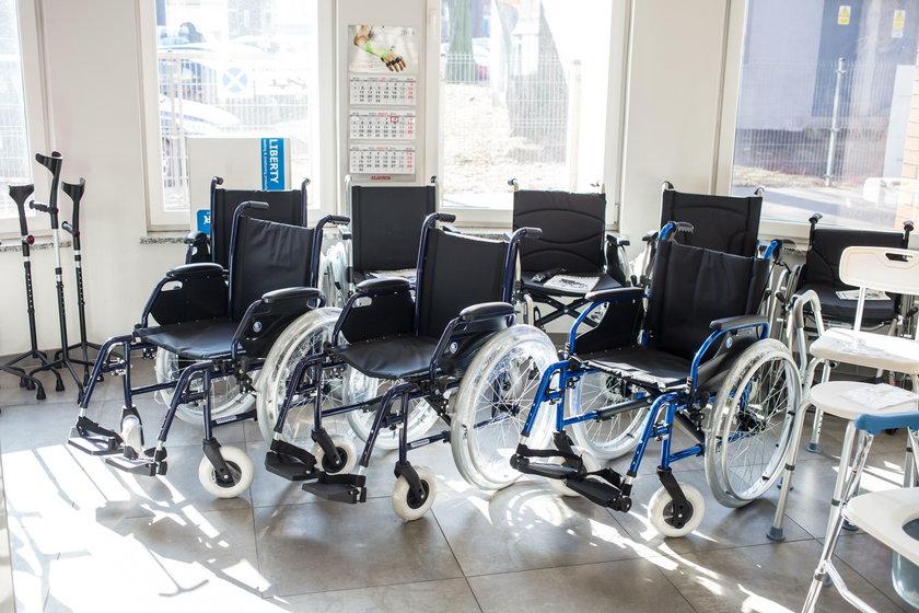 Będzie darmowa wypozyczalnia sprzętu rehabilitacyjnego dla seniorów