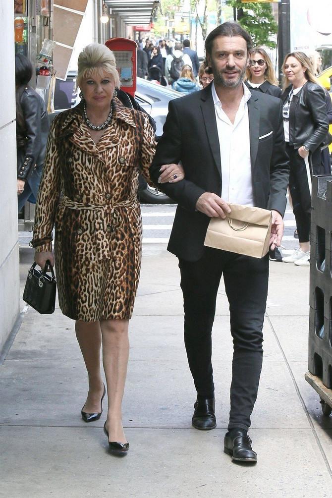 Ivana i Rosanu u Njujorku