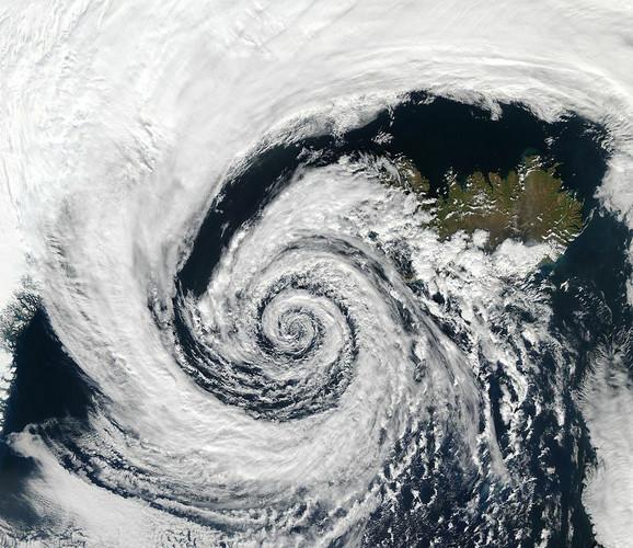 Cikloni i anticikloni nam određuju vreme