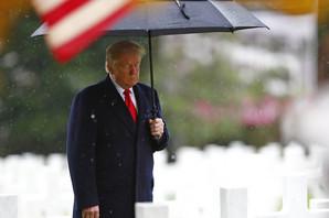 Zbog čega je Tramp bio NEVIDLJIV I TIH u Parizu? Želeo je svoju vojnu paradu, a bio je prinuđen da gleda tuđu, još ga je i Makron PROZVAO