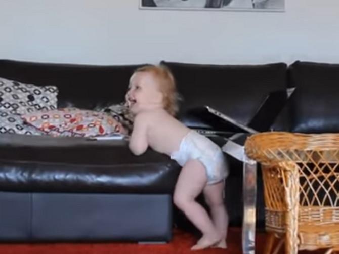 Bebac genije za ples