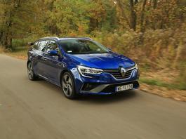 Renault Megane Grandtour – z dodatkową dawką energii