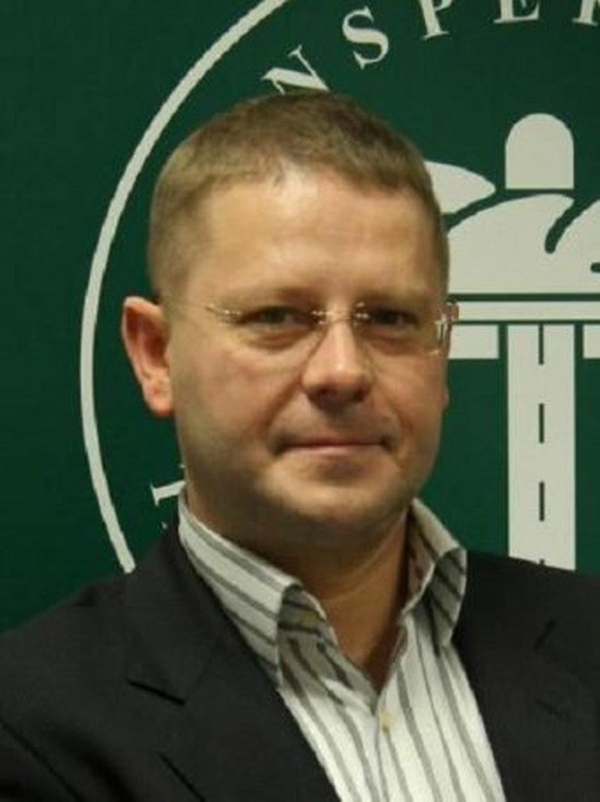Tomasz Połeć - szef GITD