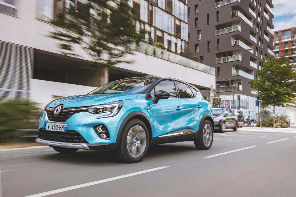 Renault Captur E-Tech Plug-in 160