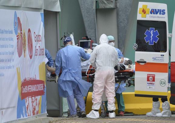Italija je zemlja EU sa najvećim brojem žrtava