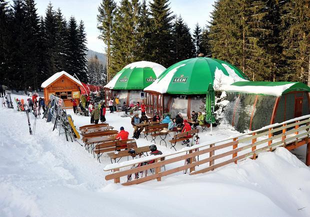 Czarna Góra dla narciarzy