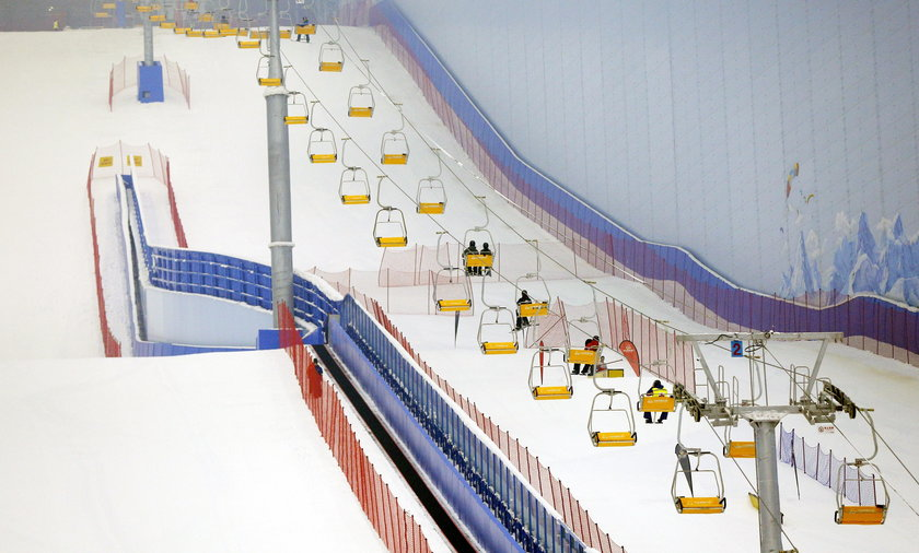 Największy stok narciarski na świecie
