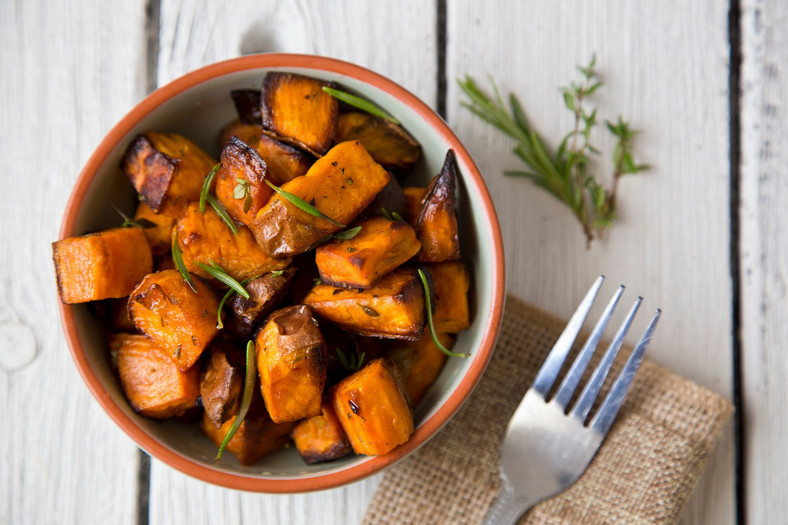Just one medium-sized sweet potato provides almost 400% of your daily vitamin A [Business Insider USA]