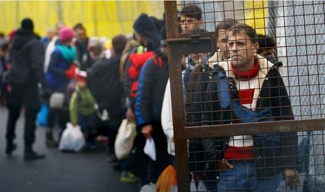 Izbeglice u Sloveniji