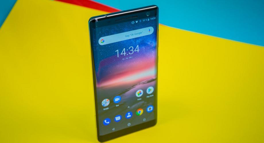 Nokia 8 Sirocco im Test: luxuriöse Verarbeitung, schlanke Software