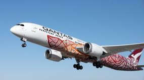 Pierwszy bezpośredni lot z Australii do Wielkiej Brytanii trwał ok. 17 godzin
