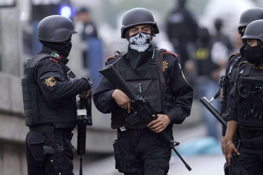 Wojny gangów w Meksyku