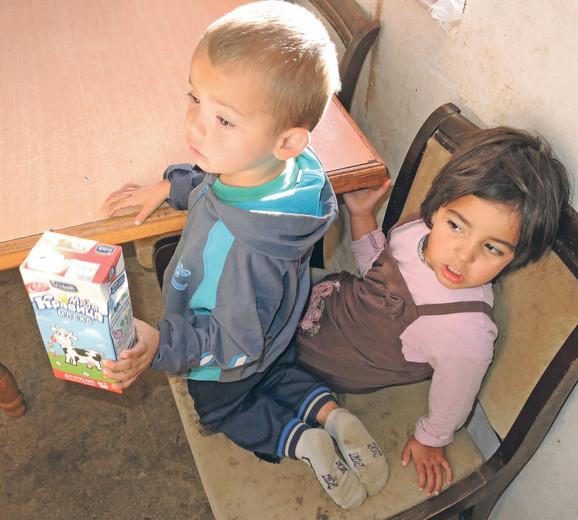 Najčešće nema mleka za svu decu: Stojan