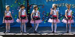 Przedszkolaki z muzycznym talentem