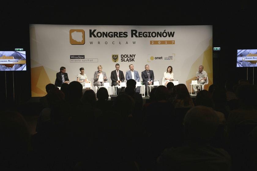 Dziś rozpoczyna się IX Kongres Regionów we Wrocławiu.