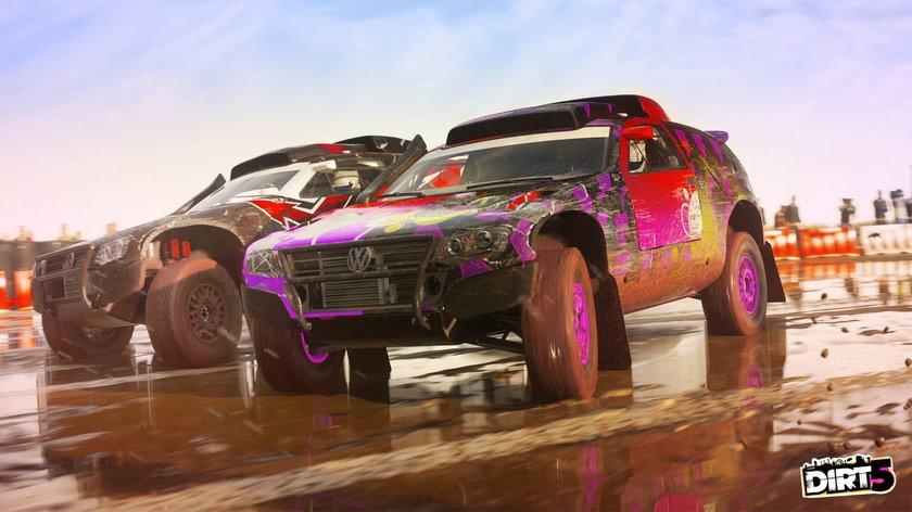 Recenzja gry Dirt 5