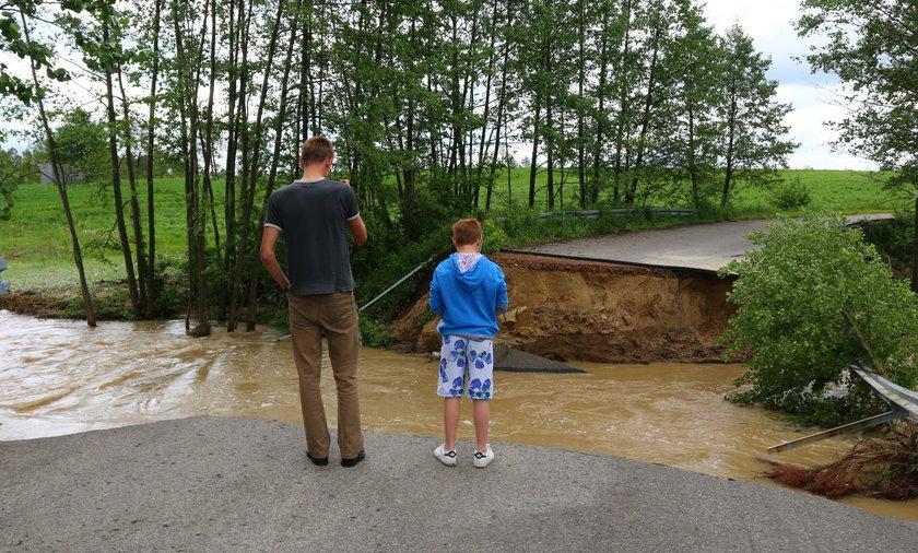 Ofiara powodzi