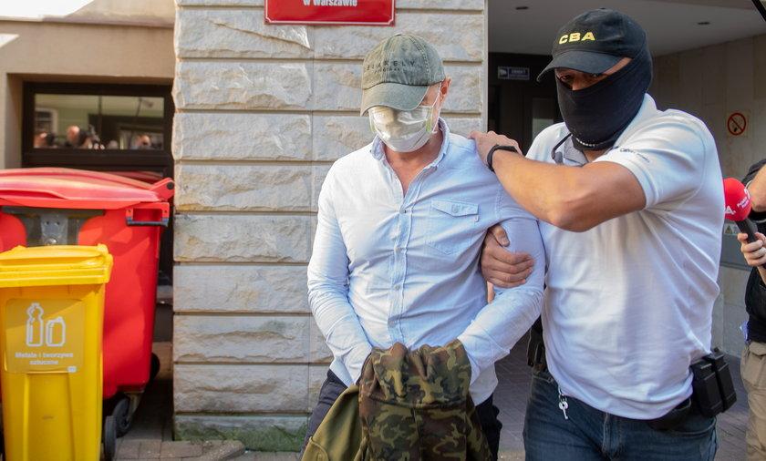 Sławomir Nowak wróci do aresztu?