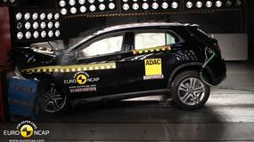 Test Euro NCAP – bardzo słaby wynik