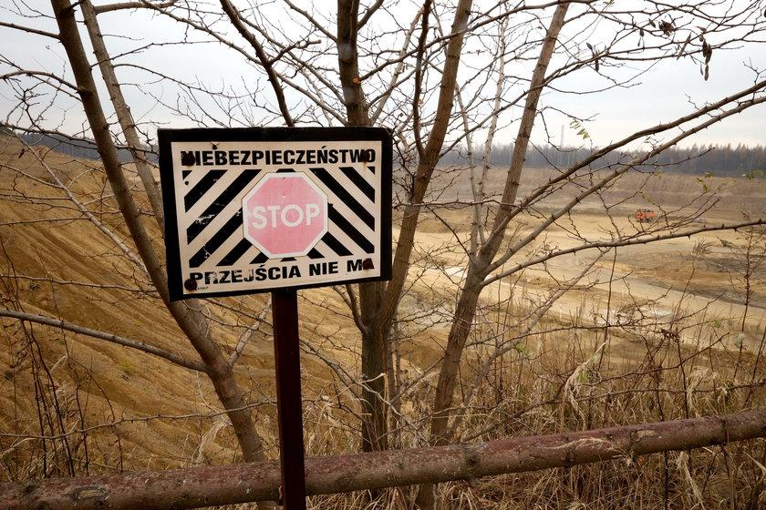 Dąbrowa Górnicza. Mieszkańcy nie chcą kopalni dolomitu