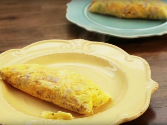 Možete da spremite omlet bez imalo masti i ulja, a da pritom ne isprljate sudove