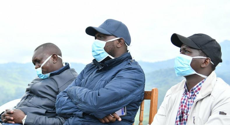 Kenyans demand supervised quarantine for Senate Majority Leader Kipchumba Murkomen