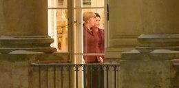 Kolacja Merkel i Szydło w Łazienkach Królewskich [ZDJĘCIA]