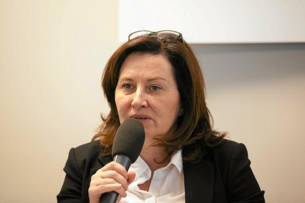 Wiceszefowa klubu Beata Maciejewska przedstawiła projekt ustawy o dodatkowej lekcji wychowania fizycznego
