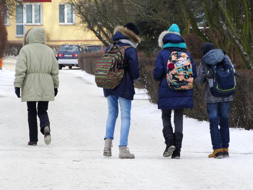 Rekordowe mrozy w Lublinie