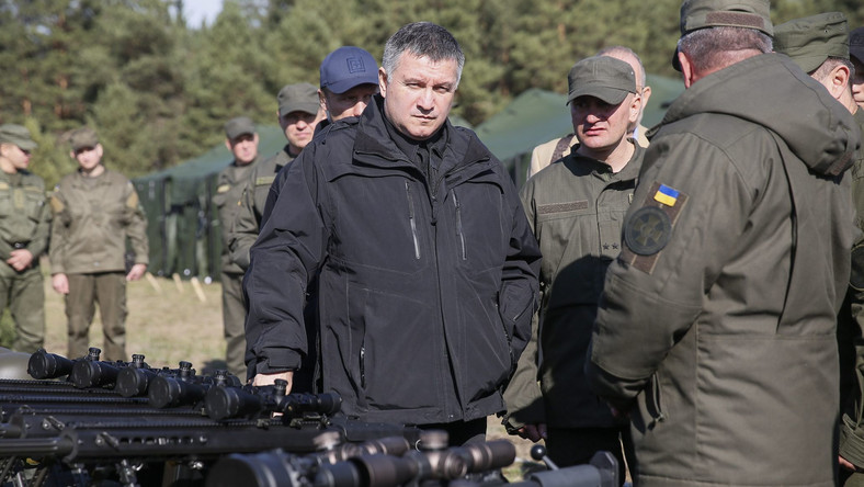 Minister Arsen Awakow