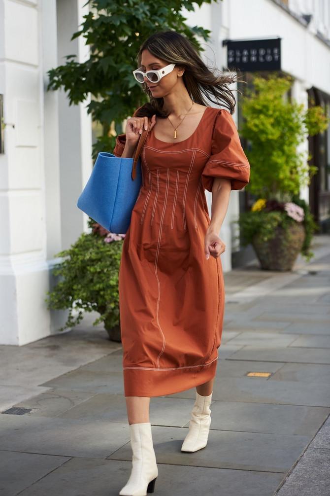 Ulična moda u Londonu