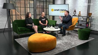 Onet Rano. #WIEM: Karolina Opolska, Robert Ziębiński - 3 sierpnia 2021