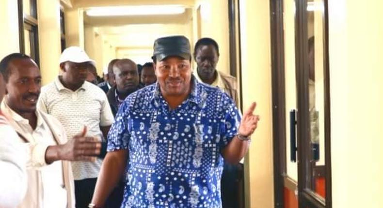 High Court Justice Grace Ngenye gives Governor Ferdinand Waititu 1 day to collect his belongings from Kiambu offices