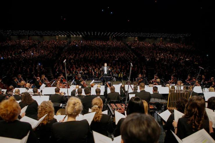 simfonijski orkestar rts