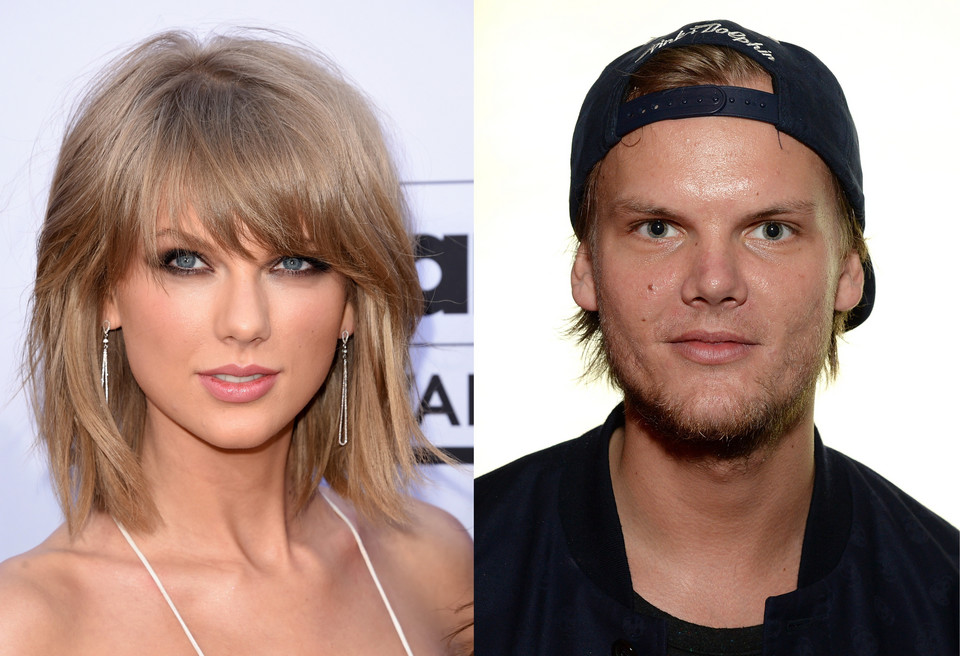Taylor Swift i Avicii