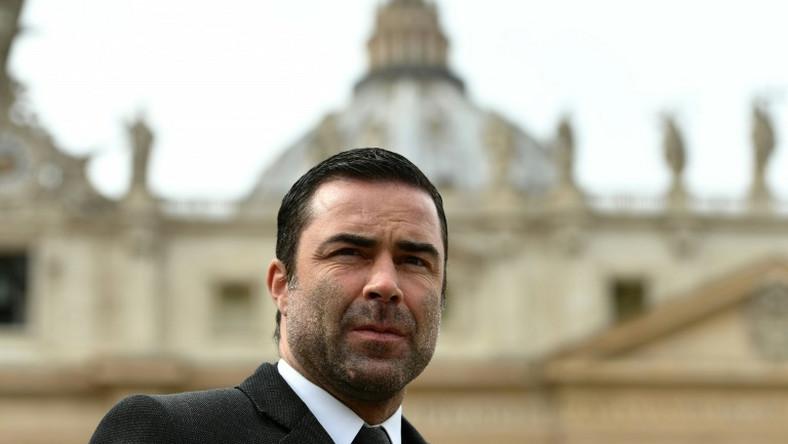 Rene Bruelhart was the Vatican's top anti-money laundering official since 2014