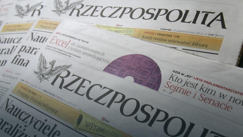 """""""Rzeczpospolita"""""""