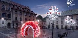 Tak będzie wyglądać świąteczny Kraków