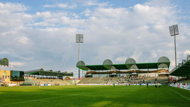 Stadion w Bełchatowie