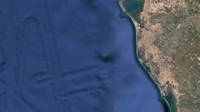 W USA odkryto podwodne miasto zbudowane przez kosmitów?