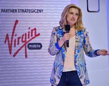Grażyna Piotrowska-Oliwa jest prezes Virgin Mobile Polska od czerwca 2015 roku