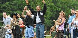 Ulubione jeansy Baracka Obamy